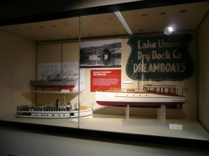 Maritime Gallery exhibit photo